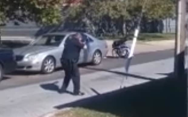 Video of US police shooting black man in wheelchair sparks outrage