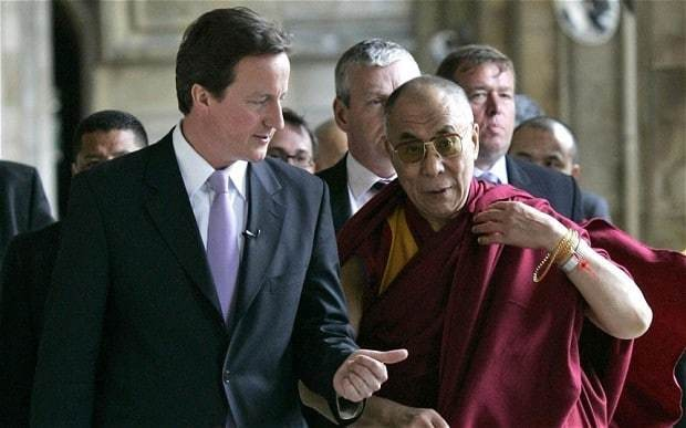 David Cameron sidelines Dalai Lama as he heads to China on major trade visit