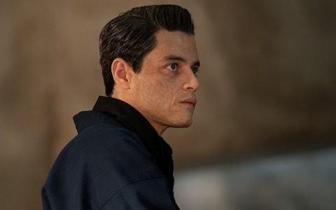 Is Rami Malek's Bond villain really who he says he is?