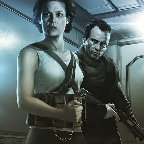 Alien: concept art from Neill Blomkamp's abandoned sequel revealed