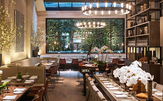 Donna Karan's daughter opens a cool restaurant in New York