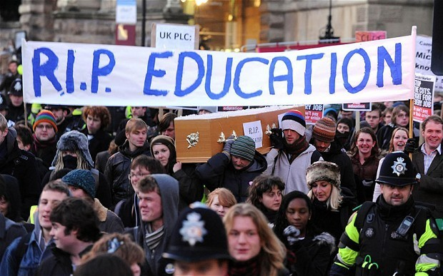 Students are now an obnoxious, trade union-like pressure group that only stifles progress