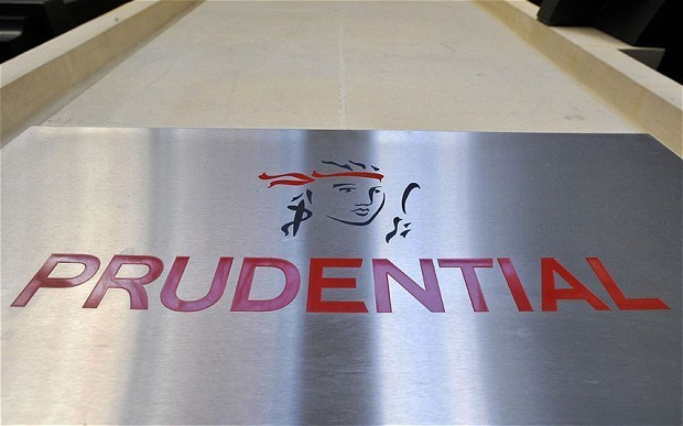 Prudential shrugs off concerns about Asian slowdown with profit rise
