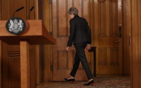 Exclusive: Theresa May told by chairman of 1922 committee that Tory MPs want her to quit over Brexit