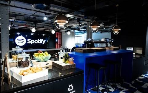 Spotify's new London R&D hub to create nearly 300 jobs