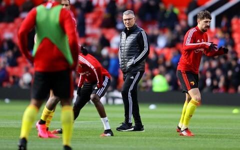 Manchester United vs Watford, Premier League: live score and latest updates