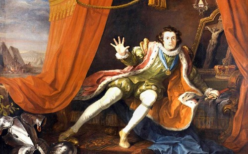 The man who made Shakespeare famous