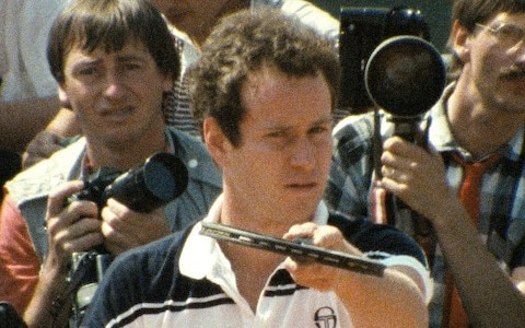 John McEnroe: In the Realm of Perfection review: pleasingly eccentric sports doc shows the artistry behind the outbursts