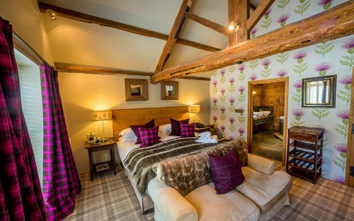 Britain's 40 cosiest hotels for winter