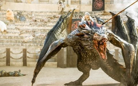 HBO to make dragon-centric Game of Thrones prequel