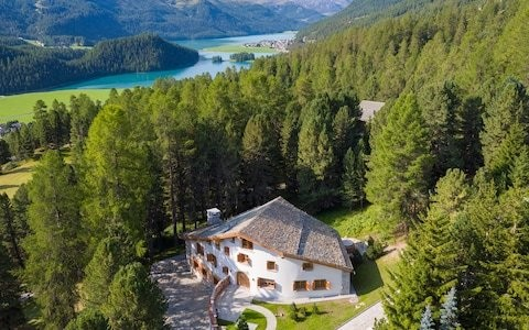 Inside the world of super luxury chalets: a first look at St Moritz's newest five-star residence