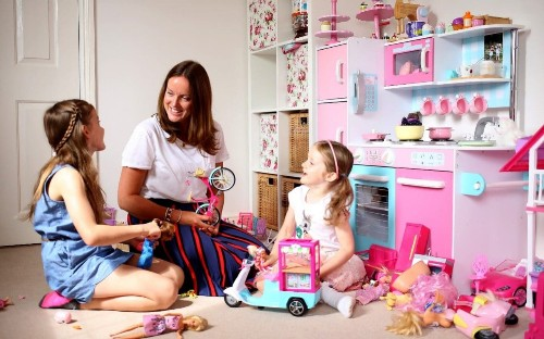 How I Marie Kondo'd my kids – with help from Gwyneth Paltrow's declutterers