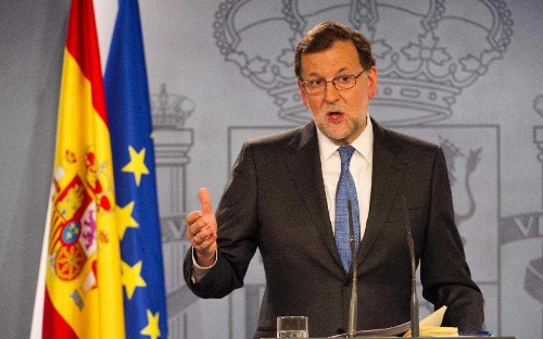 Spain's political crisis ends as Socialists allow Rajoy to stay in power