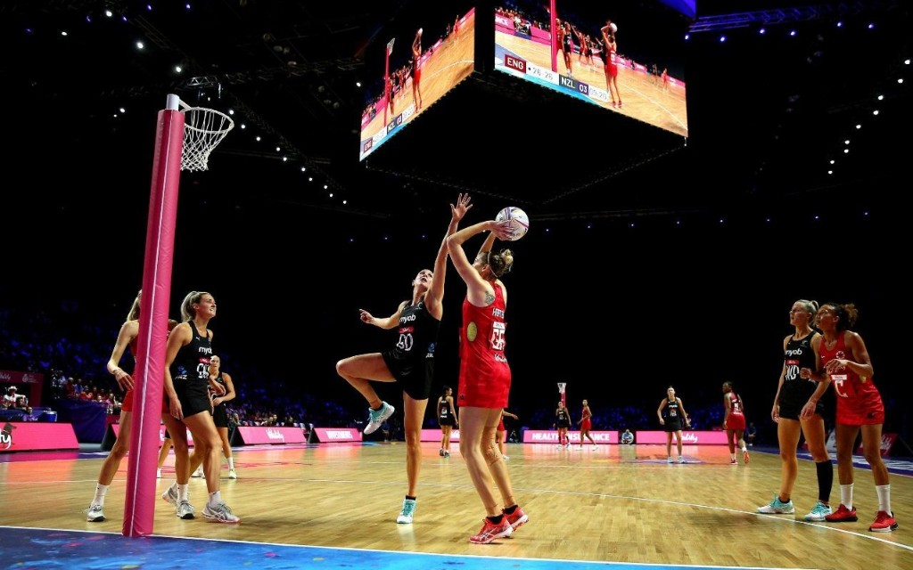 'We will not lower our standards' – England looking to upset New Zealand despite seven months without netball