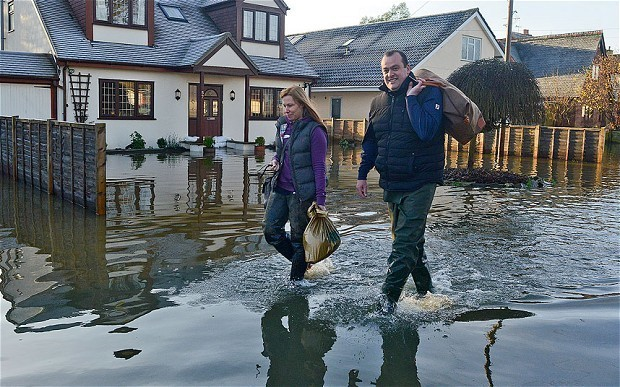 More flooding expected as downpours continue
