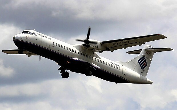 Indonesian passenger plane missing in remote Papua region