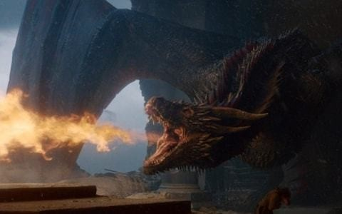 Where did Drogon go in the Game of Thrones finale - and why did he burn the Iron Throne?
