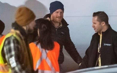 Tuesday morning news briefing: Prince Harry arrives 'home' in Canada