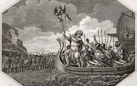 Forget the Thames, the only way was Essex for Caesar