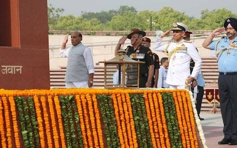 Indian Navy to end 'obsequious' behaviour as force seeks to cut ties to colonial era