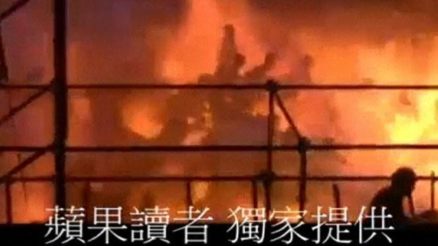 Taiwan party organiser sent to prison over fireball that killed 15