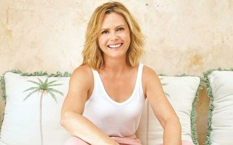 Liz Earle on mindfulness, menopause... and finding herself pregnant at 47