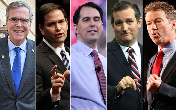 Republican candidates: who will qualify for the first presidential debate?