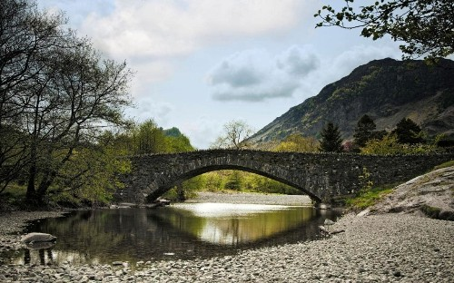 The Lake District: getting there