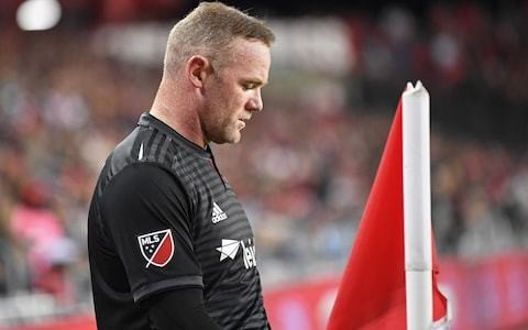 Wayne Rooney to report for Derby County in December after spell with DC United comes to a premature end