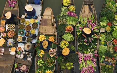 Nine culinary experiences to try on a Mekong river cruise