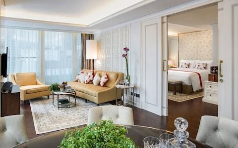 The best boutique hotels in Hong Kong, from sleek suites to heritage hideaways