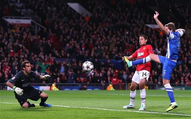 Real Sociedad v Manchester United: live