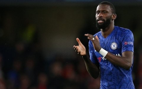 Chelsea defender Antonio Rudiger confident injury troubles are over