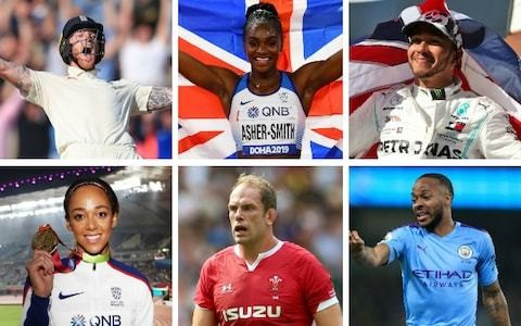 Ben Stokes, Dina Asher-Smith and Raheem Sterling shortlisted for BBC Sports Personality of the Year, but no space for England's rugby players