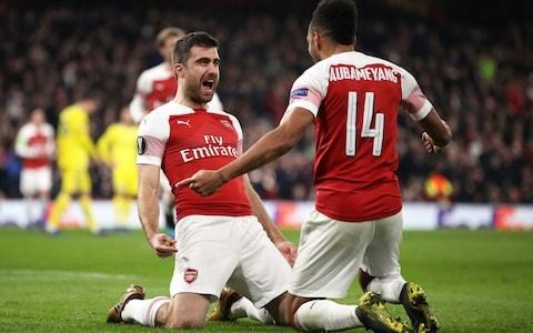 Sokratis embraces role as traditional defender at Arsenal: 'I hope the fans love and understand my style'