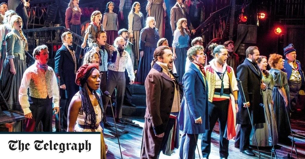 Les Misérables: The Staged Concert was a formidable return
