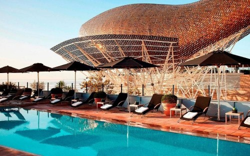 Top 10: the best five-star hotels in Barcelona