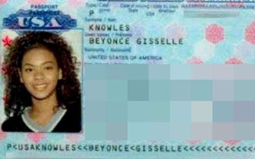 Strike a pose: Celebrity passport photos through the years - Telegraph