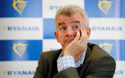 Ryanair's Boeing bother has a silver lining for Michael O'Leary