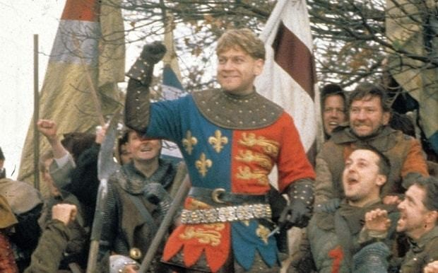 Battle of Agincourt anniversary: Henry V's St Crispin's Day speech in full