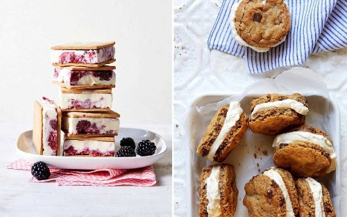Flora Shedden's ice-cream sandwiches: cool it, with a gift from the freezer gods