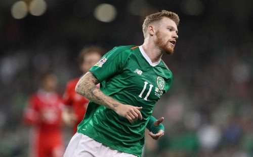 James McClean will play against Northern Ireland despite fear of abuse