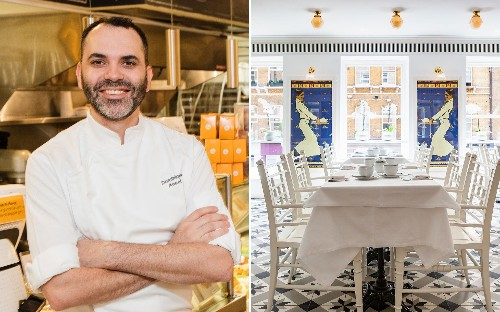 The best places to eat and drink in Covent Garden, chosen by pastry chef Dominique Ansel
