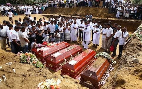 Calling the Sri Lanka bombing victims 'Easter Worshippers' shows just how afraid we are to admit that Christians are under attack