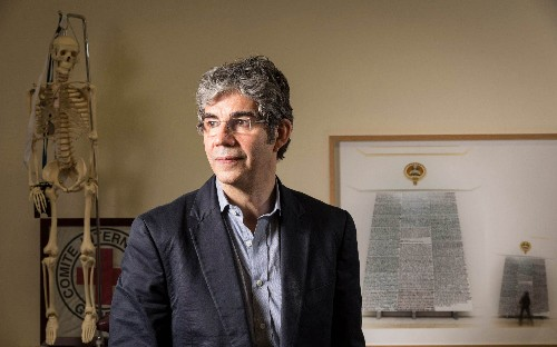 War doctor David Nott: 'Most humans are good – but it doesn't take much to push somebody over to the other side'