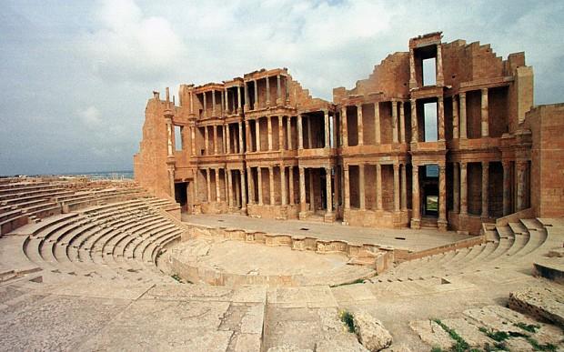 Islamic State seizes Unesco heritage site in Libya