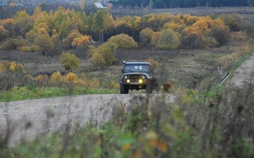 The wilds of Russia by jeep: 'Russia On Four Wheels' preview
