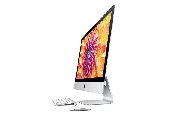 Apple releases updated iMac