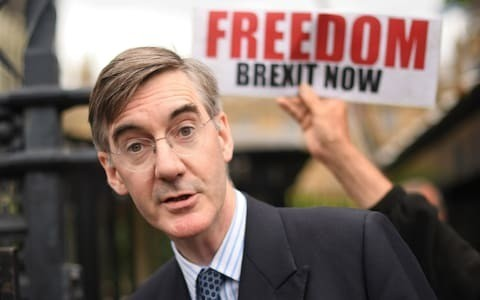 Build on green belt and cut tax to end home crisis, urges Jacob Rees-Mogg
