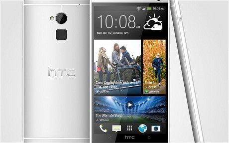 HTC launches super-size HTC One Max